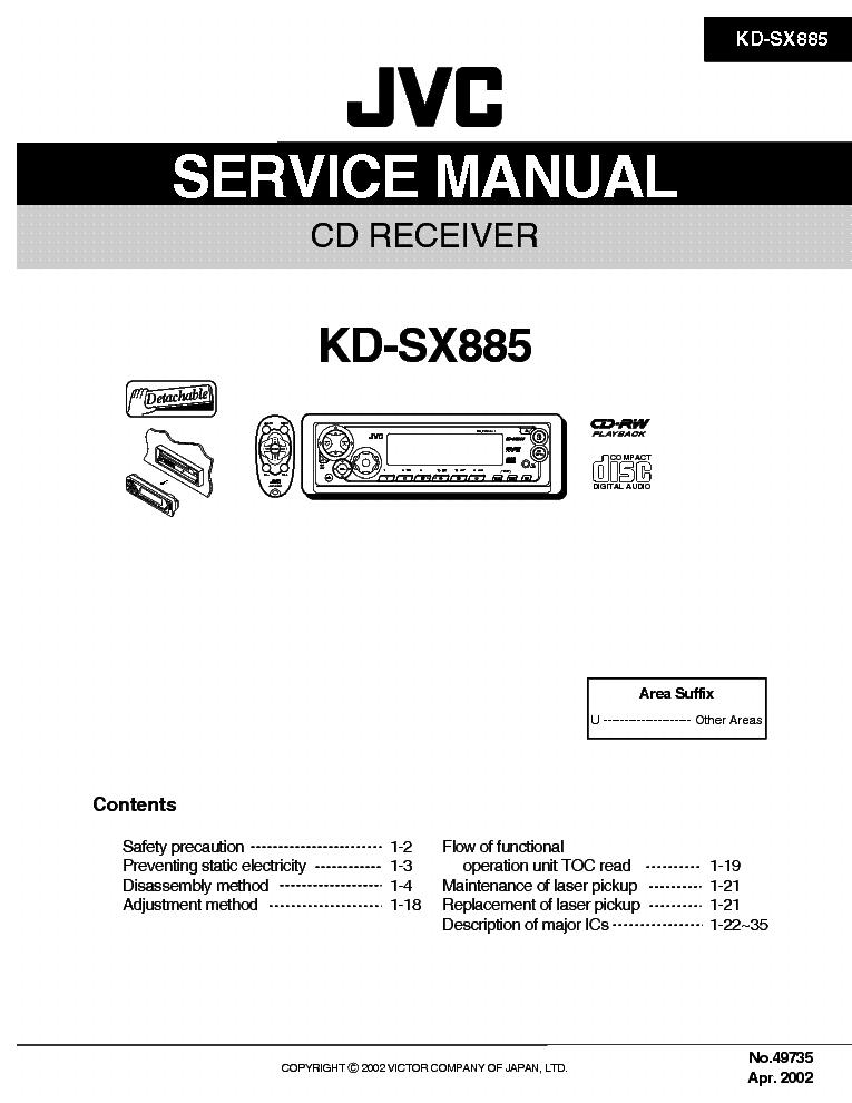 jvc kd g342 wiring diagram   26 wiring diagram images
