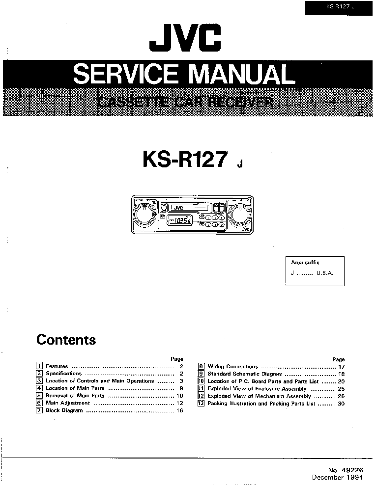 jvc kd s28 wiring diagram jvc kd s590 manual wiring