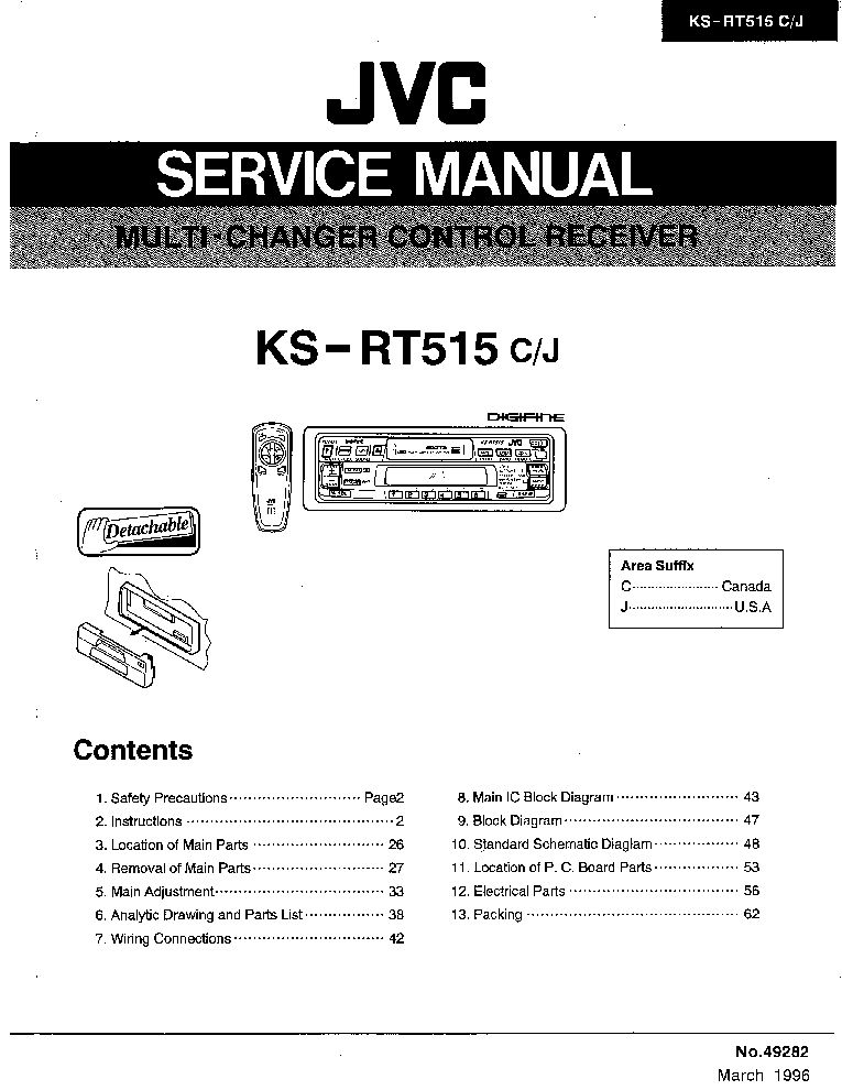 jvc kd s39 instruction manual