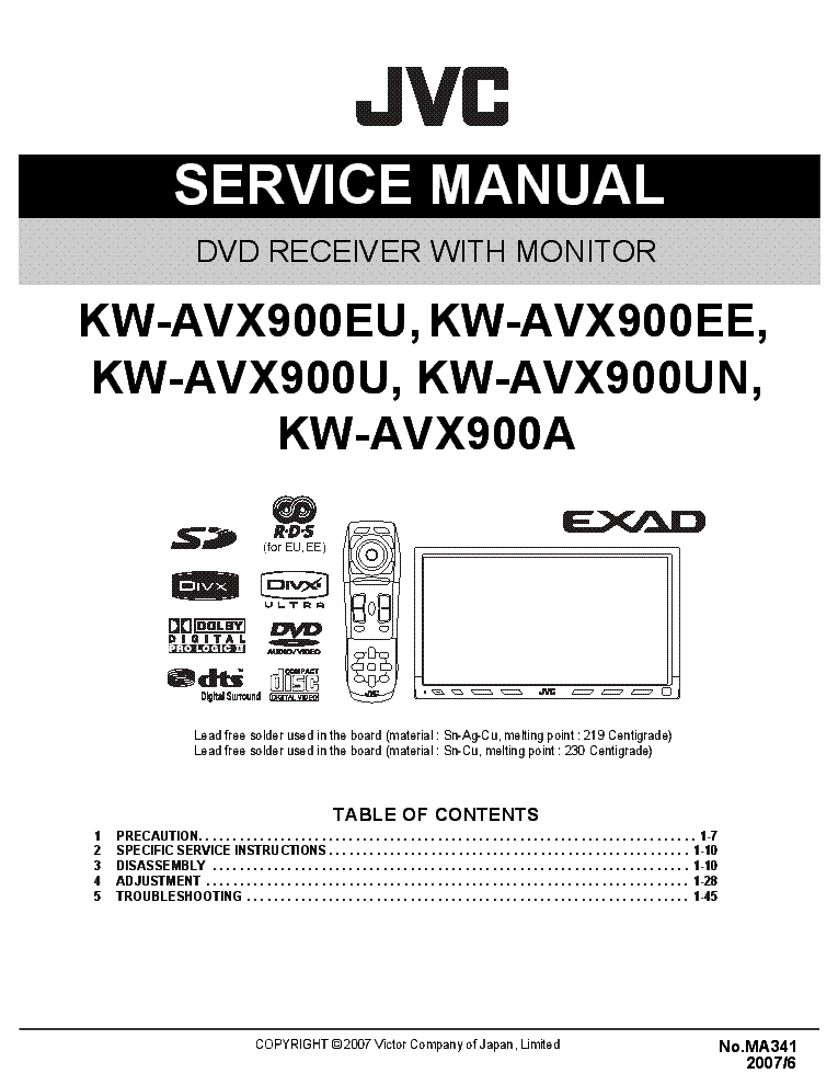 jvc avx 900 wiring diagram simple wiring diagramsjvc kw avx900 full service manual download, schematics, eeprom car radio wiring harness diagram jvc avx 900 wiring diagram