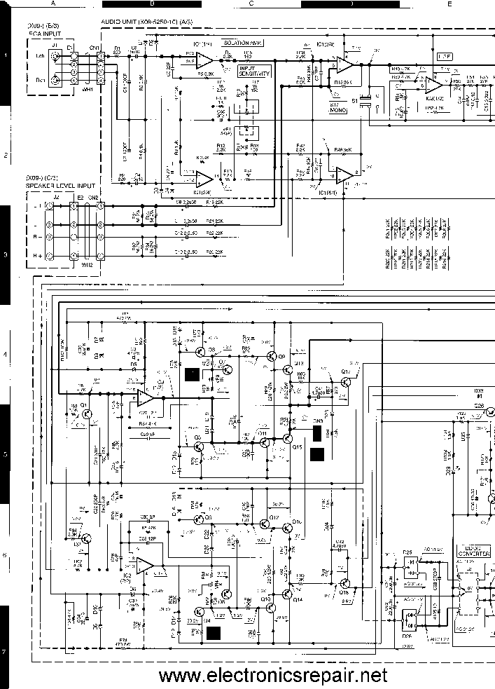 wiring diagram for boss marine stereo