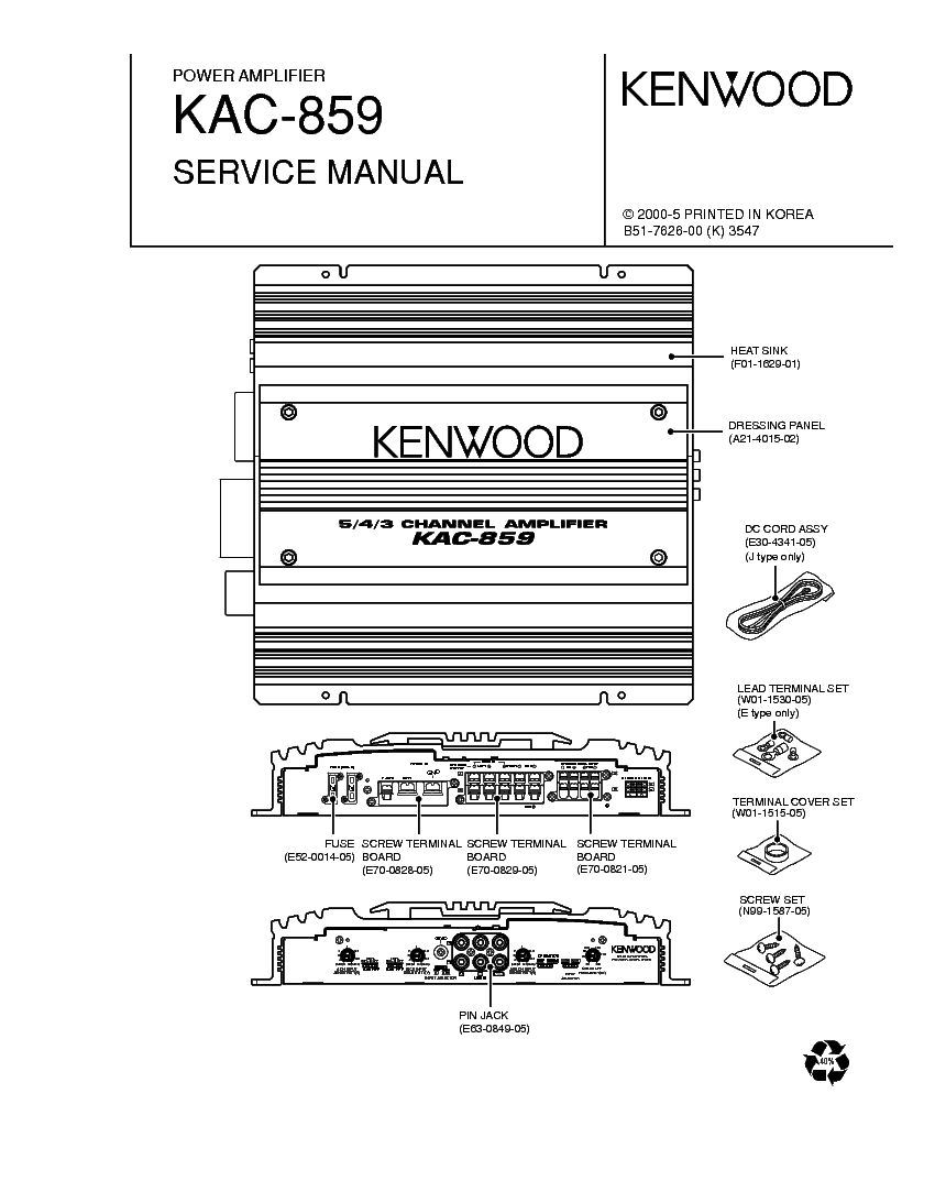 Kenwood Kdc 416s 4018 Service Manual Download Schematics Eeprom Car Stereo Wiring Diagrams