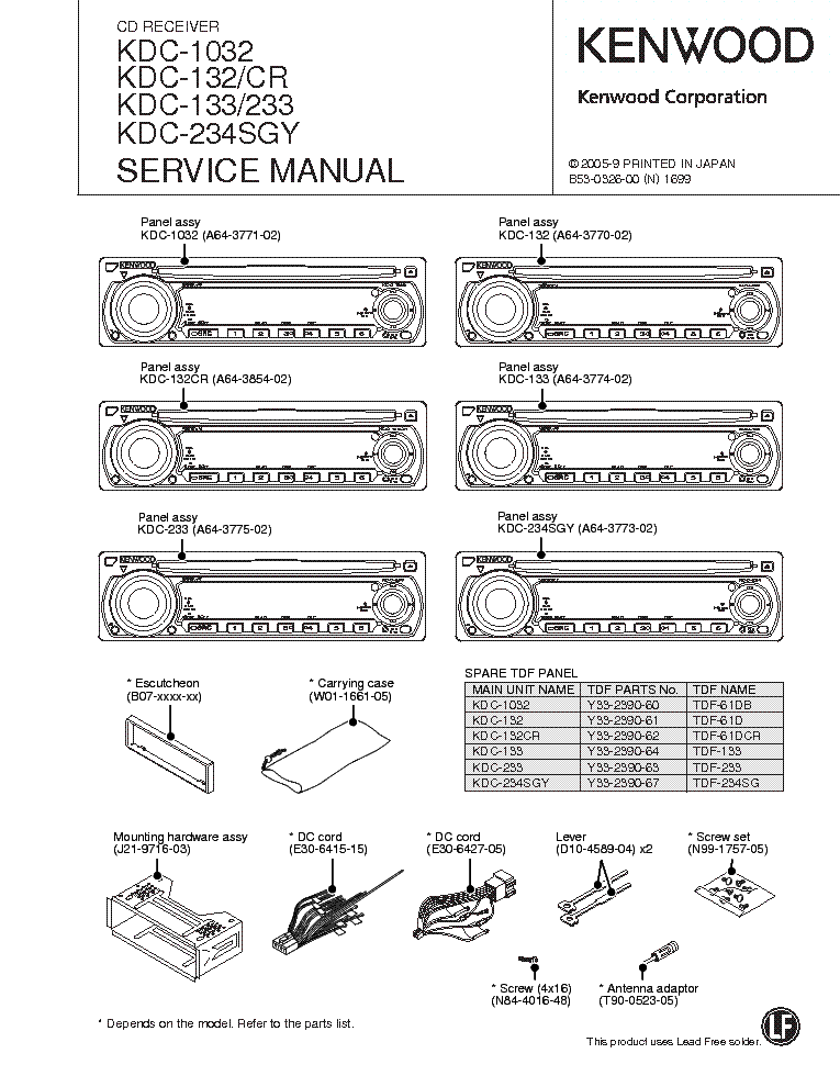 wiring diagram for kenwood kdc 255u wiring image wiring diagram kenwood kdc 200u wiring diagram on wiring diagram for kenwood kdc 255u