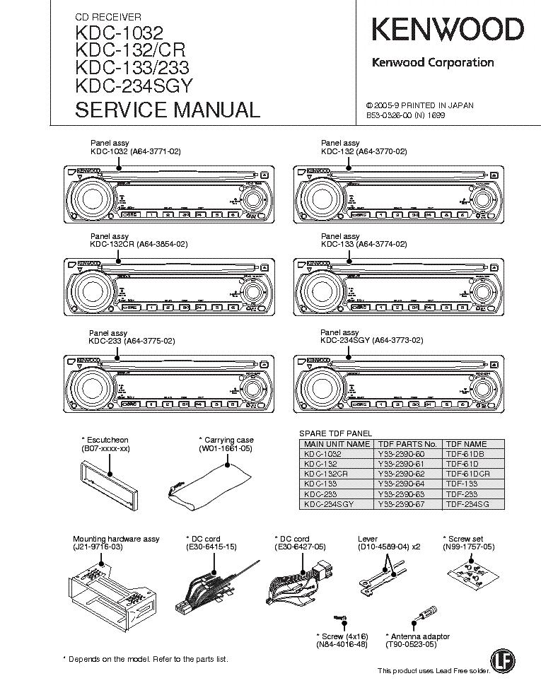 kenwood kdc 6070r ry service manual schematics kenwood