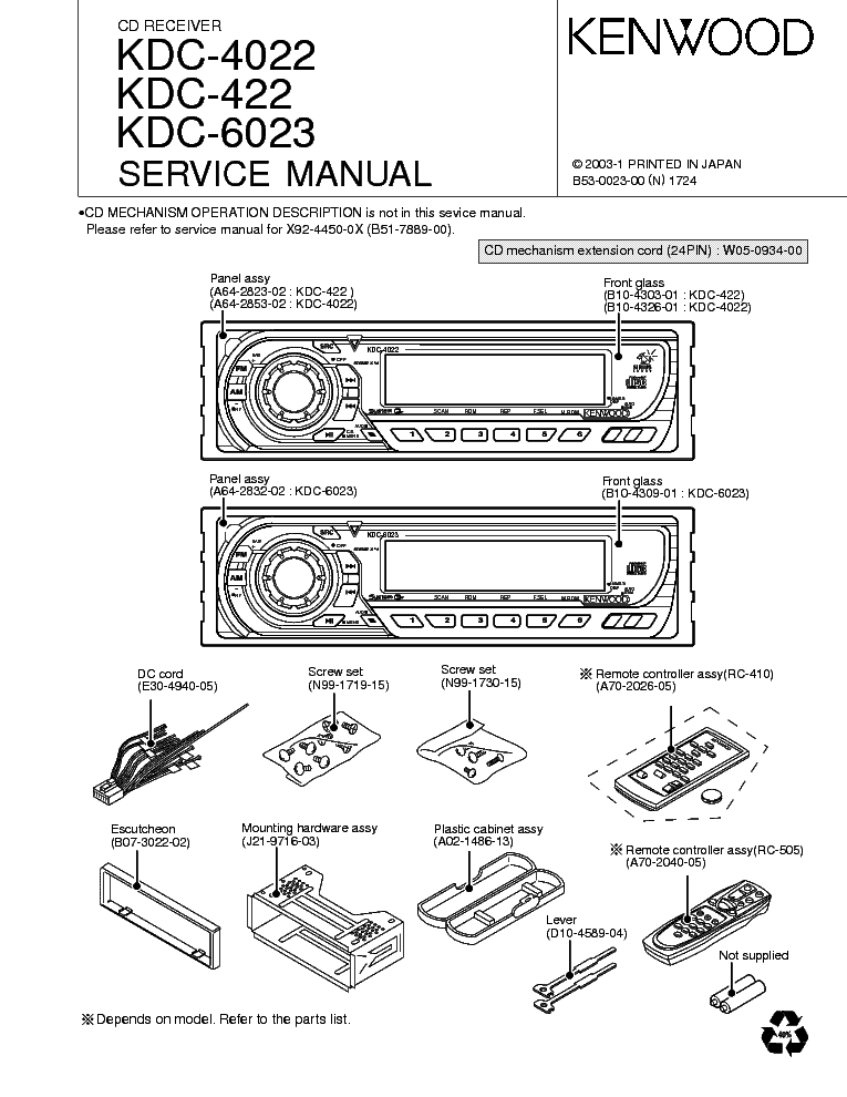 kenwood wiring diagram manual kenwood image wiring kenwood kdc mp142 wiring diagram wiring diagram and hernes on kenwood wiring diagram manual