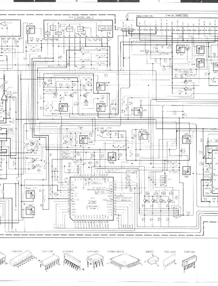 Admirable Kenwood Krc 35 Service Manual Download Schematics Eeprom Repair Wiring Digital Resources Nekoutcompassionincorg