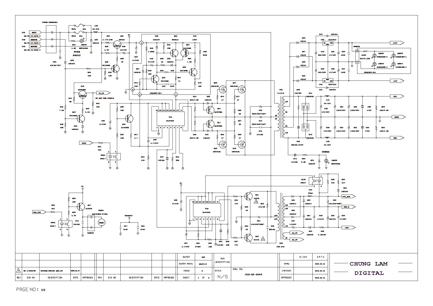 car amplifier repair guide pdf