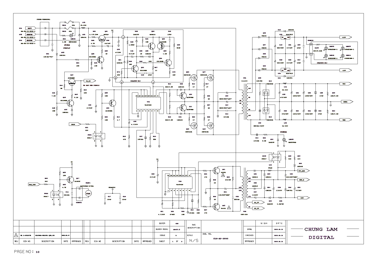 Kicker Kx12001 Sch Car Power Amplifier Service Manual Download Stereo Lifier Wiring Diagram