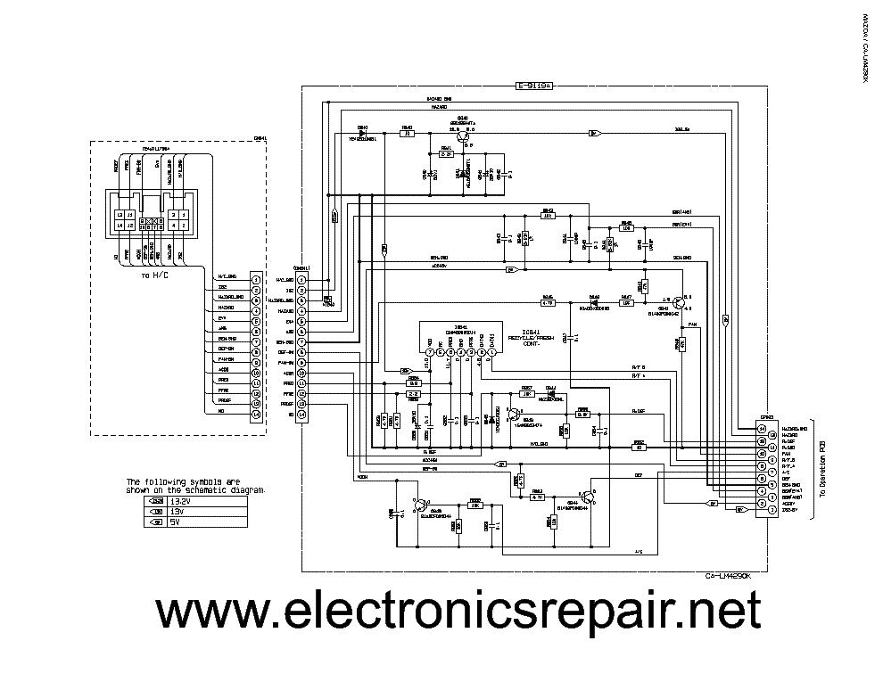 PANASONIC CA-LM4290K