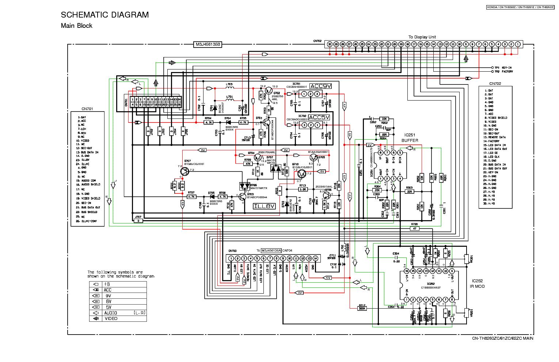 Схема подключения панасоник cq-c3300n
