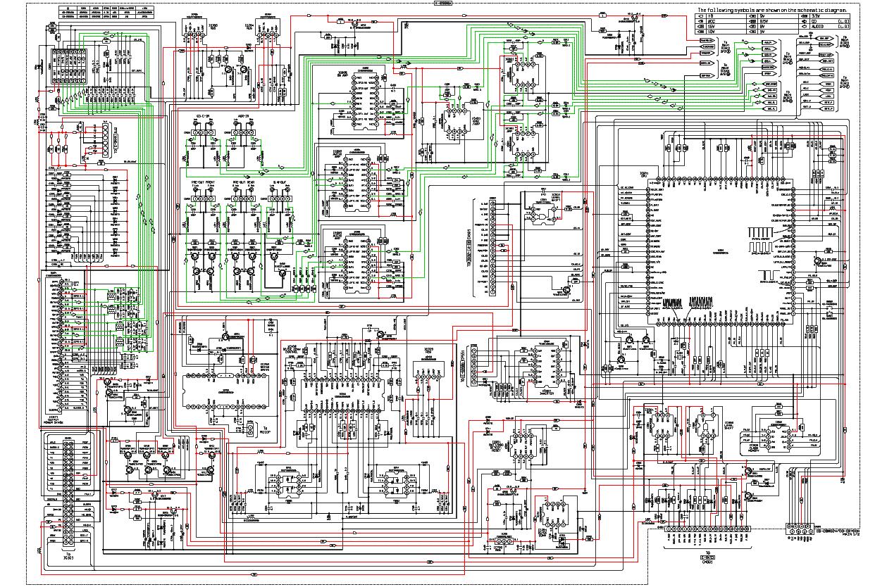 Charming Panasonic Cq C7105u Wiring Engine Schematics For 2002 Land ...