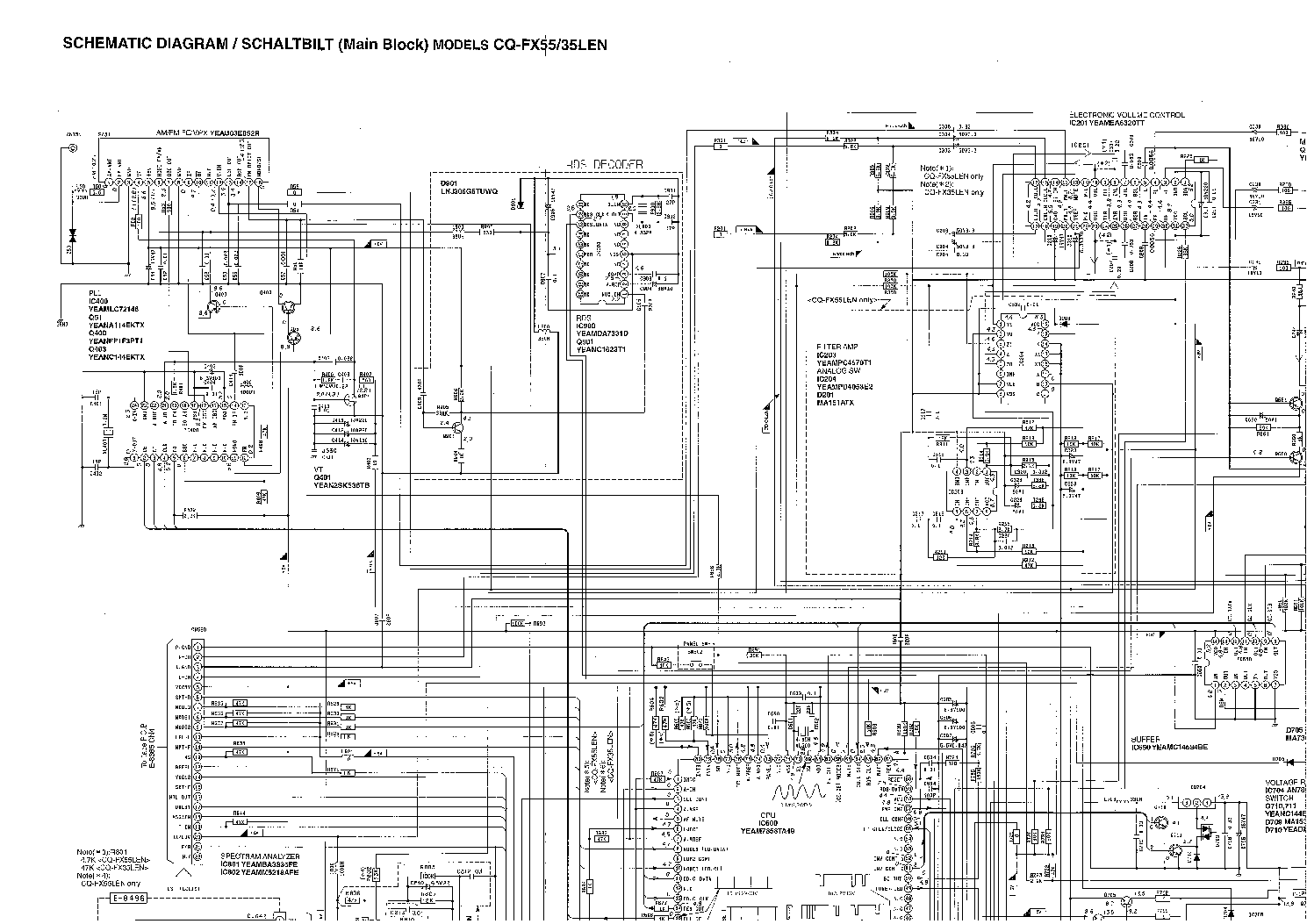 panasonic cq fx35 55len main sch service manual download schematics rh elektrotanya com