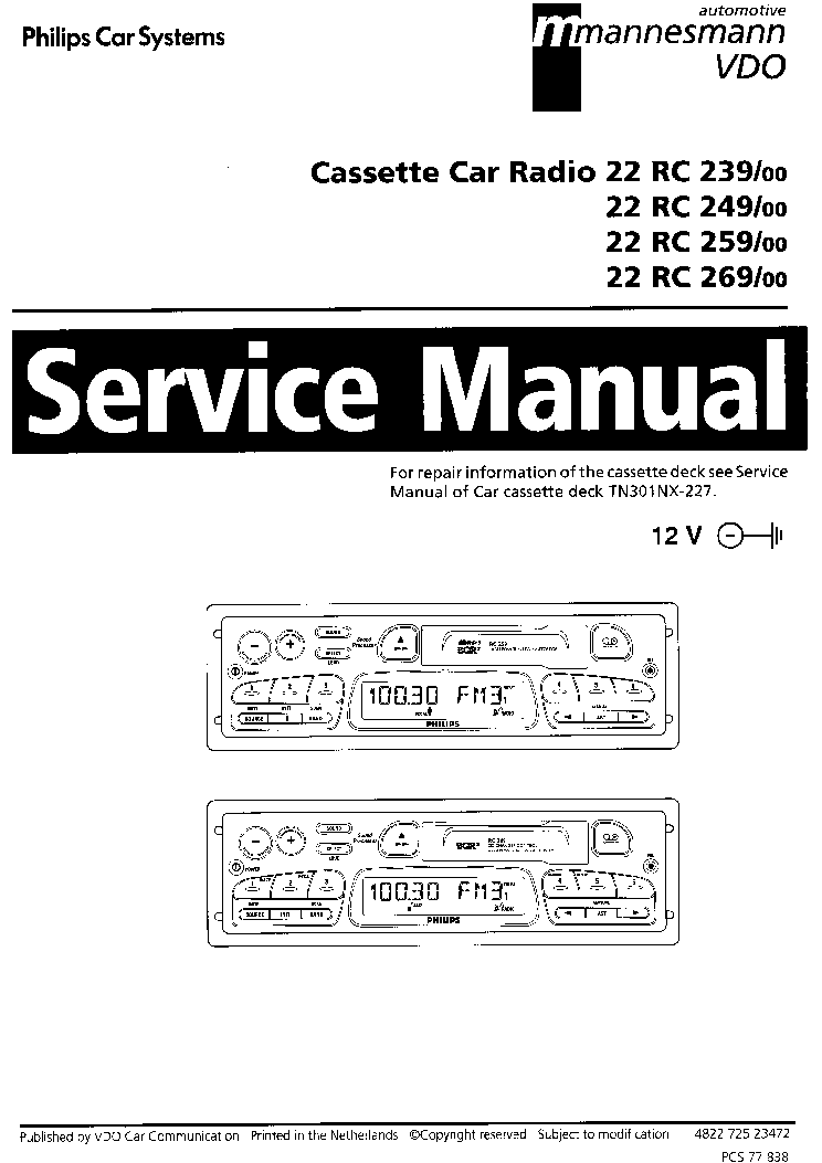 Car service manuals pdf free download 14