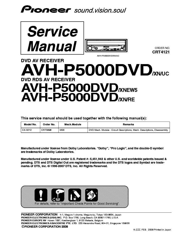 pioneer_avh p5000dvd_sm.pdf_1 pioneer avh p5000dvd sm service manual download, schematics pioneer avh p5000dvd wiring diagram at fashall.co