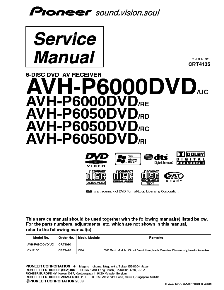 pioneer_avh p6000dvd_avh p6050dvd.pdf_1 pioneer avh p6000dvd avh p6050dvd service manual download pioneer avh p6500dvd wiring diagram at beritabola.co