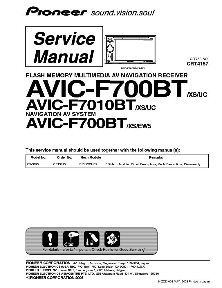 pioneer_avic f700bt_f7010bt_sm.pdf_1 pioneer avic f700bt wiring diagram wiring diagrams pioneer avh p5700dvd wiring diagram at gsmx.co