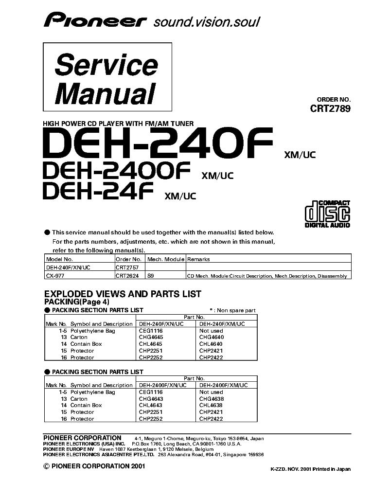 pioneer_deh 240f_deh 2400f_deh 24f_crt2789_supplement.pdf_1 pioneer gm 121, 123, 201, 203 sch service manual download pioneer deh-2400f wiring diagram at webbmarketing.co