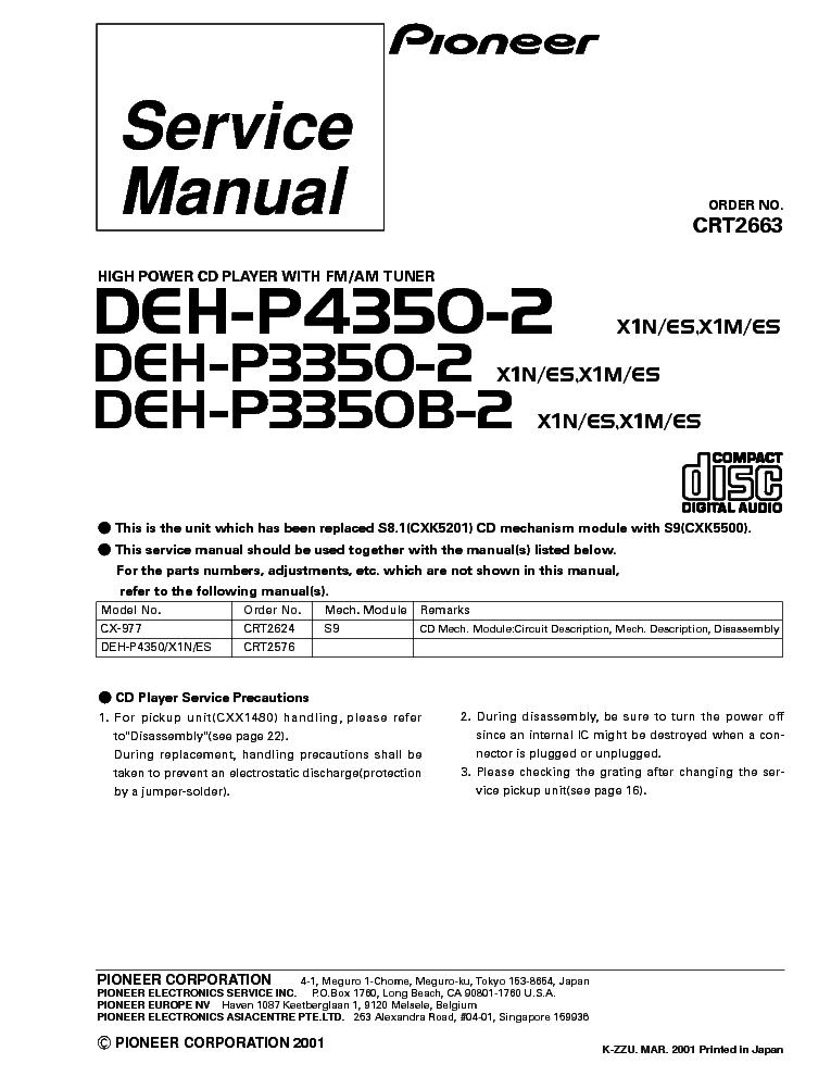 Инструкция pioneer den p4750mp