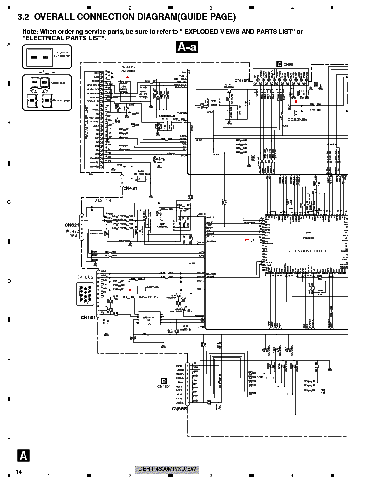pioneer deh p4800mp schematics service manual download schematics rh elektrotanya com pioneer deh p4800mp manual pdf pioneer deh-4800mp manual