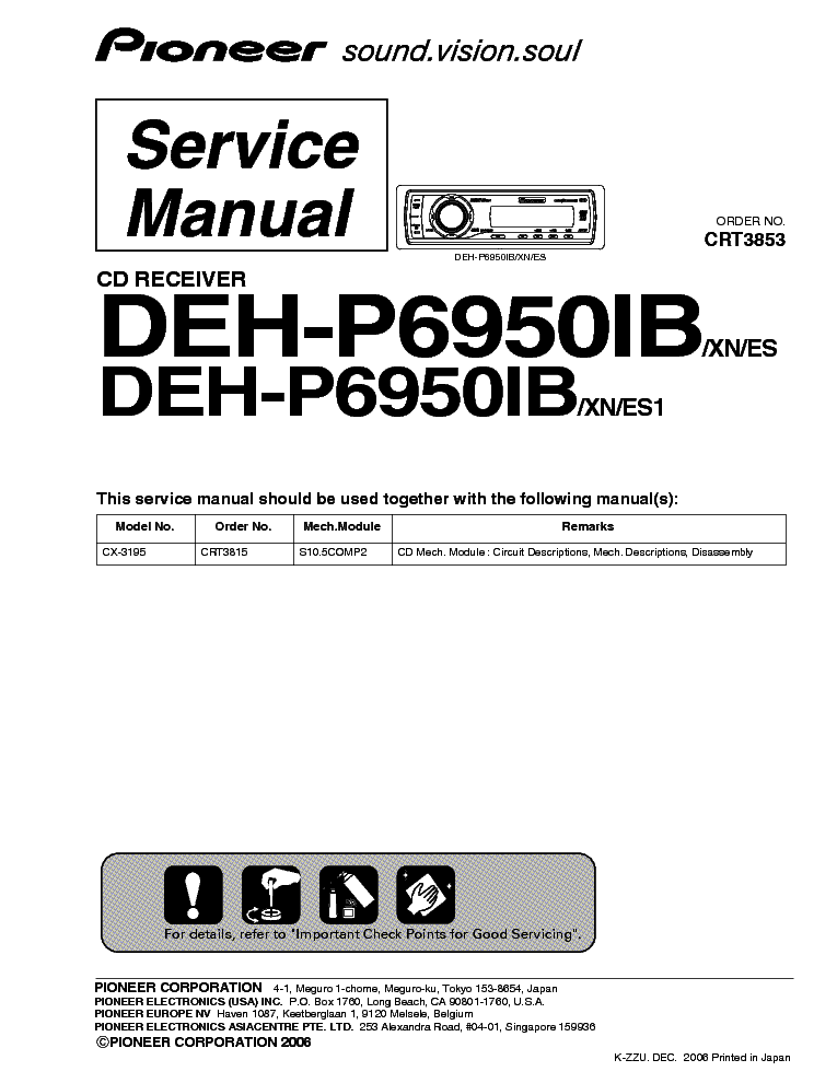 pioneer_deh p6950ib_xn es es1_sm.pdf_1 pioneer gm x424 gm x324 service manual download, schematics pioneer deh p6800mp wiring diagram at edmiracle.co