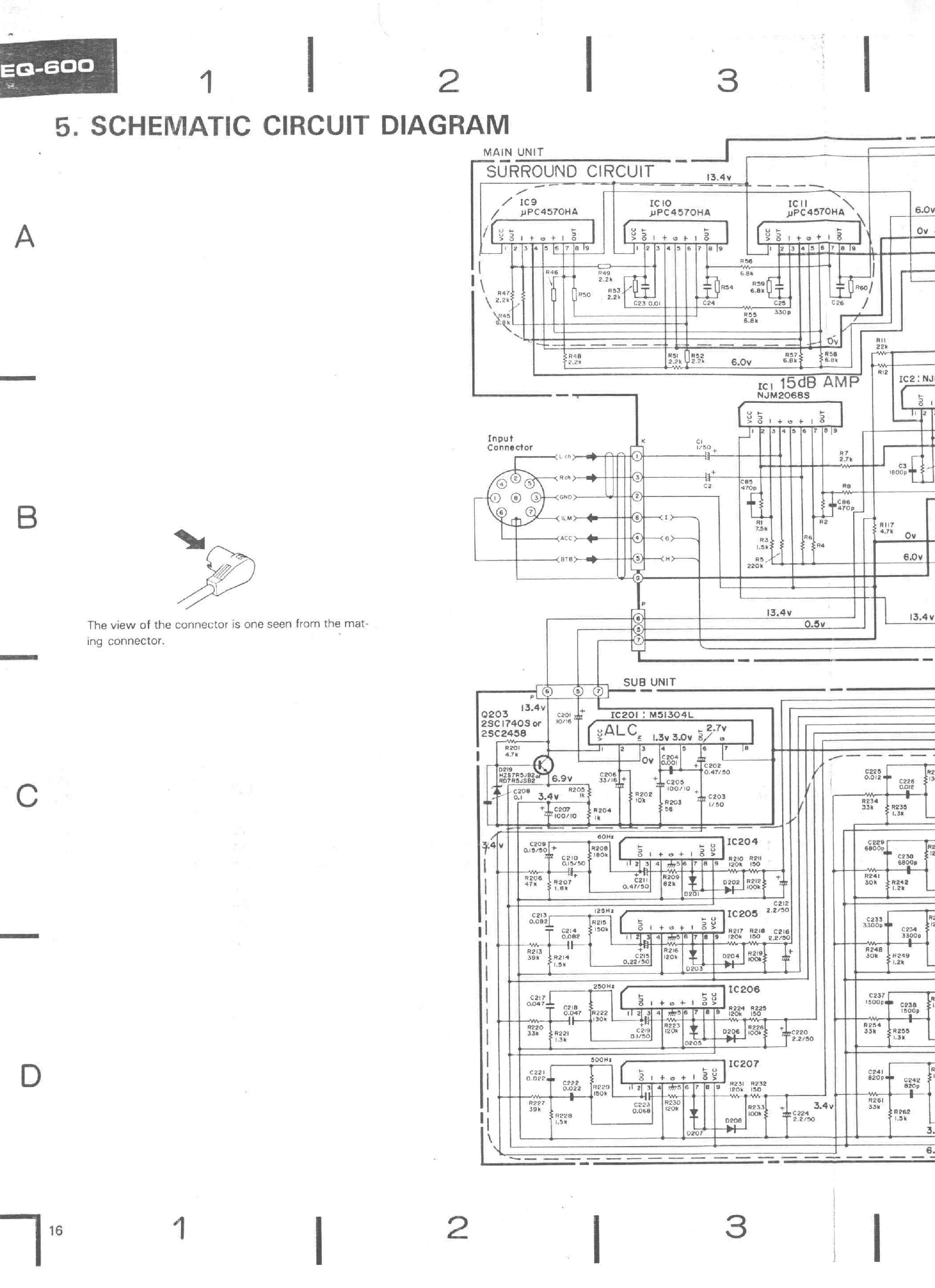 pioneer gm 600 wiring diagram diy enthusiasts wiring diagrams u2022 rh broadwaycomputers us