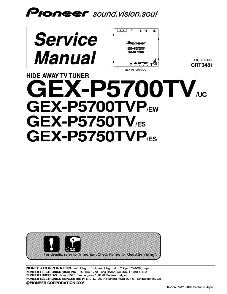 pioneer_gex p5700tvp_p5750tvp crt3481 .pdf_1 pioneer gm 4000f wiring diagram gm dash wiring diagrams \u2022 indy500 co pioneer gm 4000f wiring diagram at gsmportal.co