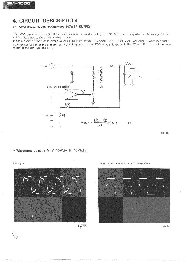 pioneer_gm 4000_sch.pdf_1 pioneer gm 4000 sch service manual download, schematics, eeprom pioneer gm 4000f wiring diagram at gsmportal.co