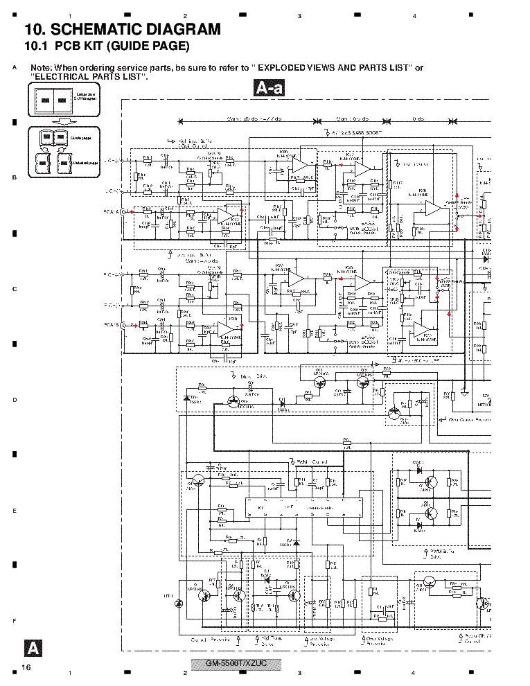 pioneer deh p4800mp schematics service manual download schematics rh elektrotanya com