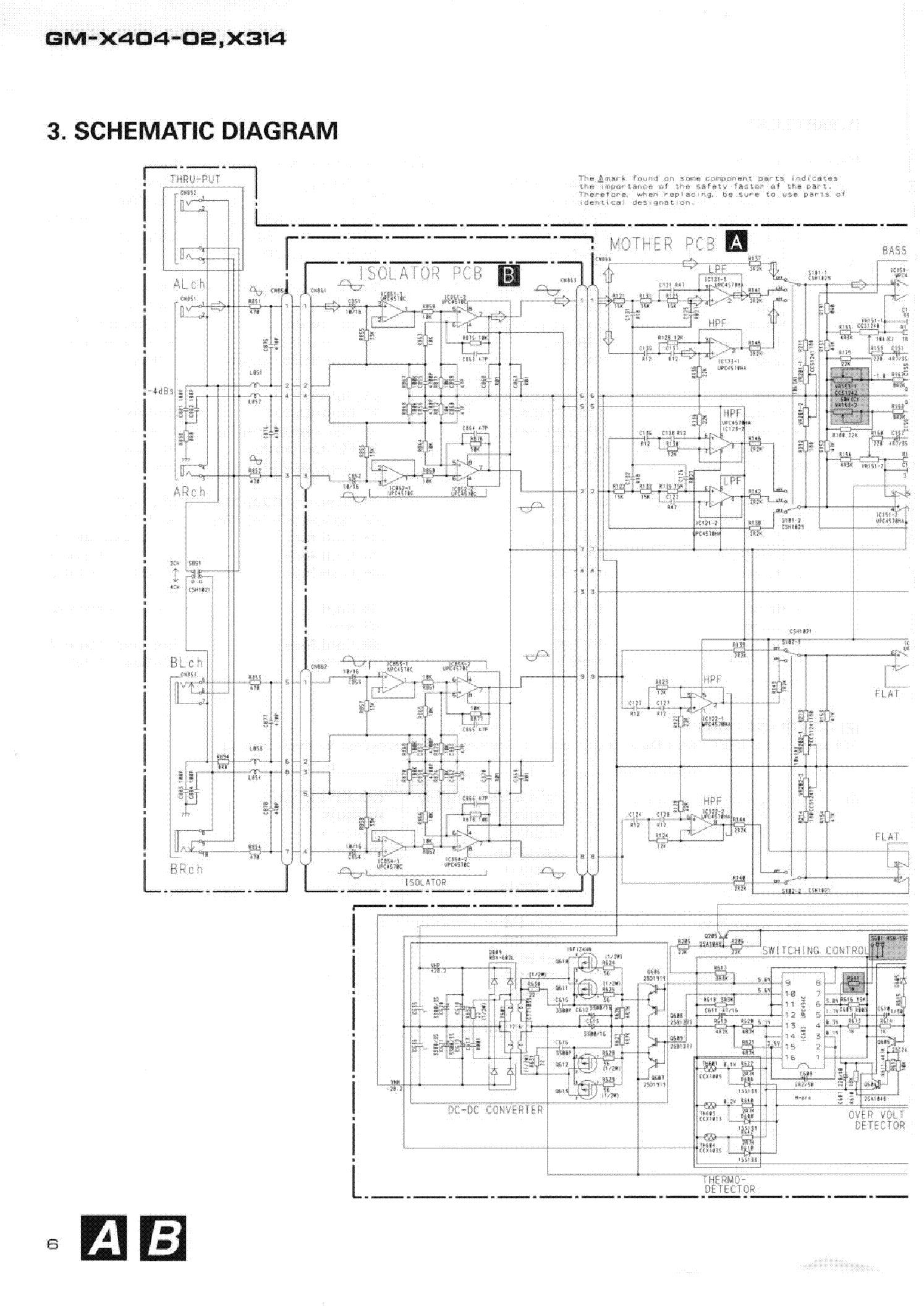 Pioneer Dehp4800mp Schematics Service Manual Free Download
