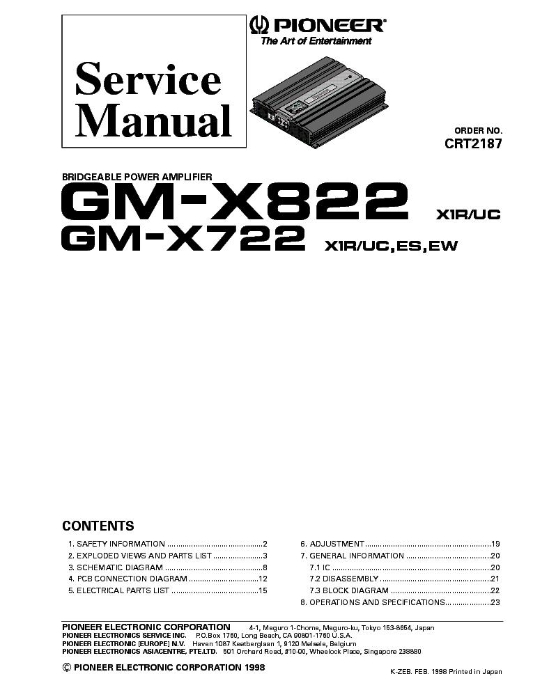 gm repair manual free download