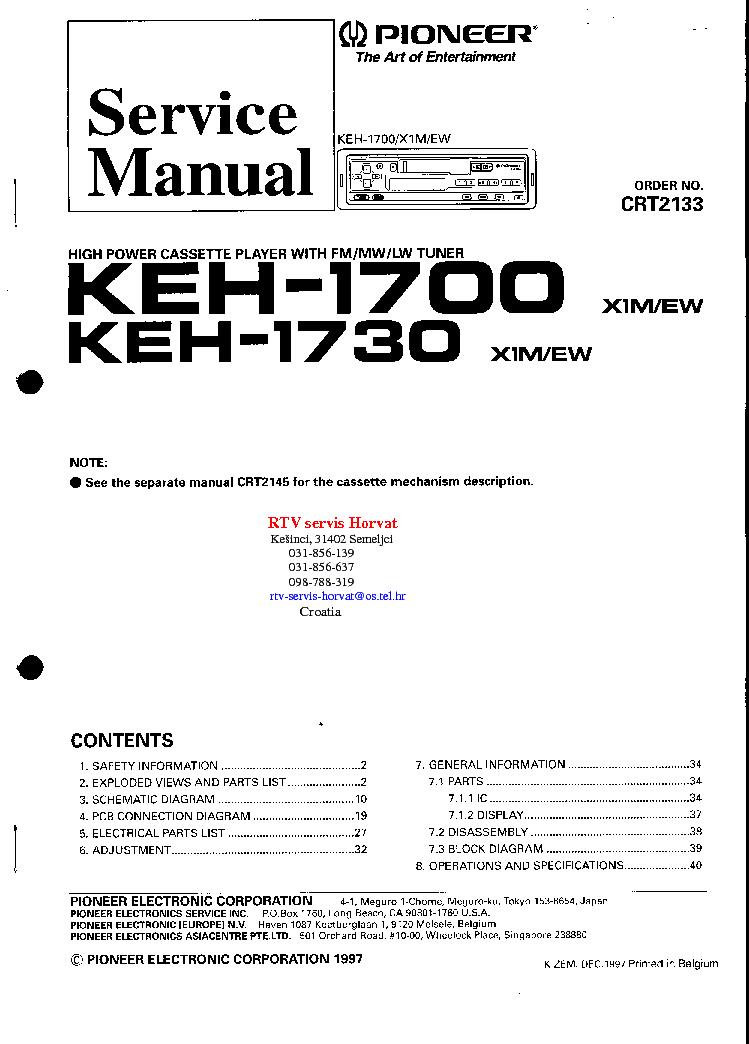 pioneer deh 245 wiring diagram pioneer wiring diagrams