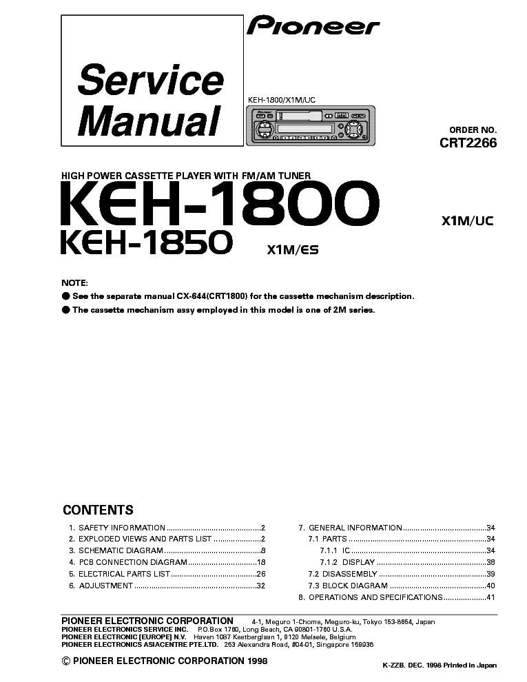 pioneer deh 21001b wiring diagram wiring diagram pioneer deh 21001b wiring diagram diagrams and schematics