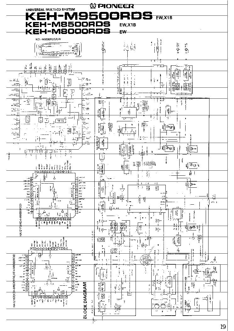 Подключаем ик-пульт к pioneer deh-3400ub - бортжурнал volvo 940 red