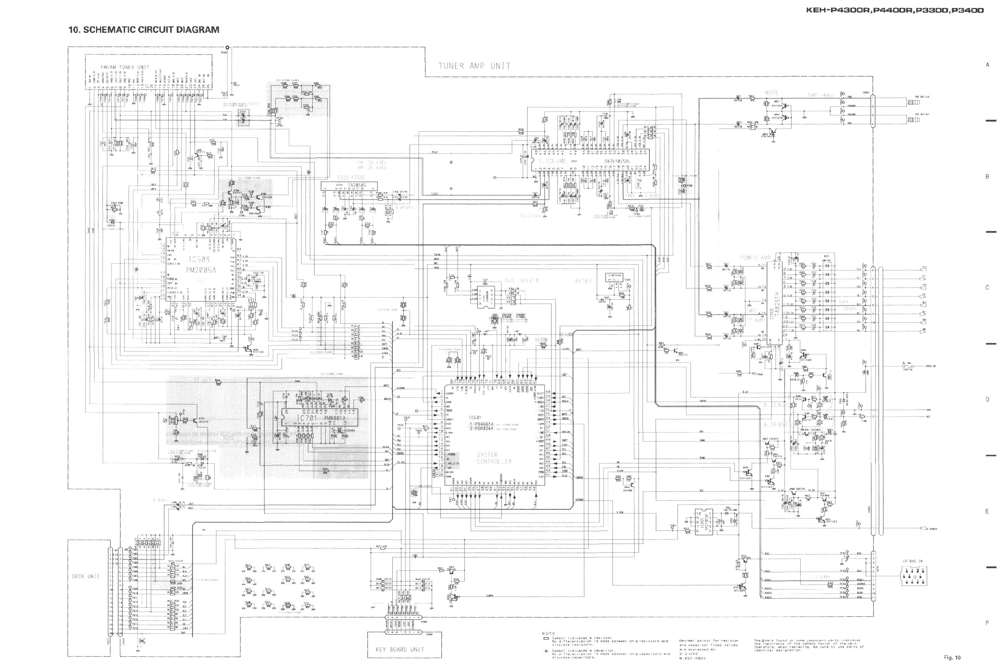 Руководство Пользователя Pioneer Keh 3850