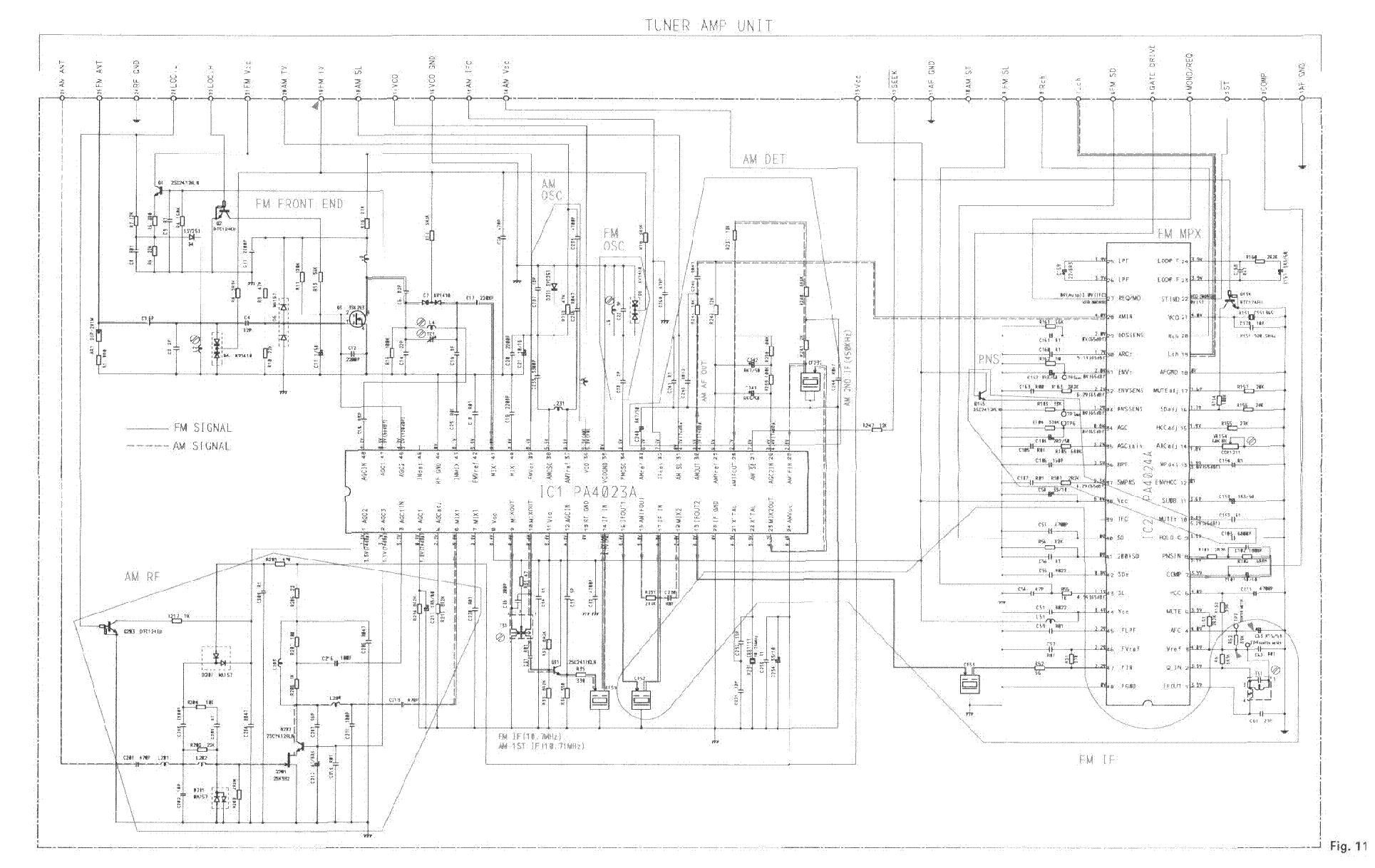 Wiring Diagram For Pioneer Keh 3400