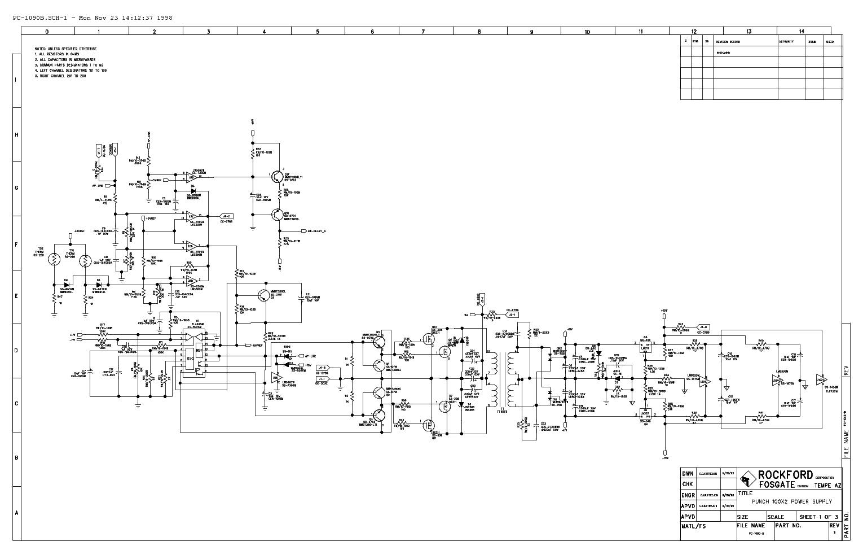 rockford fosgate 100x2 service manual schematics eeprom repair info for electronics