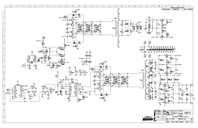 Wunderbar Rockford Fosgate Schaltplan Zeitgenössisch - Elektrische ...