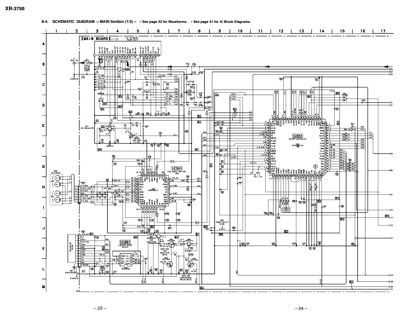 sony cdx gt35u wiring diagram sony image wiring sony cdx m620 m670 service manual schematics on sony cdx gt35u wiring diagram