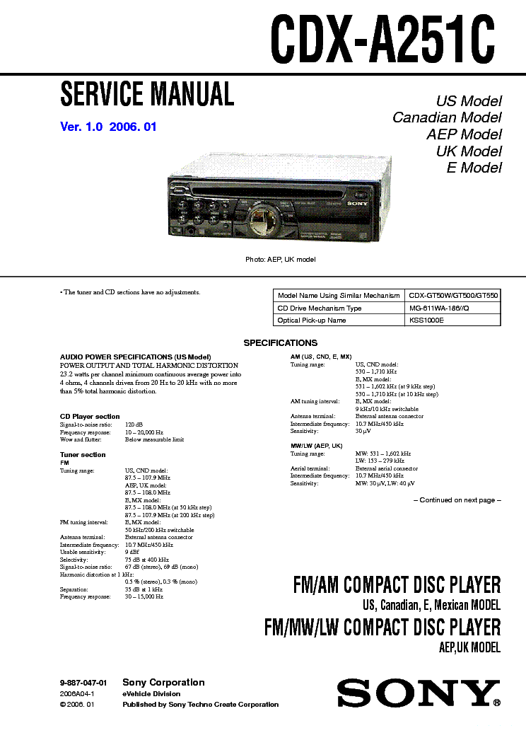 sony cdx r3000 wiring diagram best wiring diagram and letter rh gobang co Sony Stereo Wiring Colors Sony Explode Car Stereo Wiring