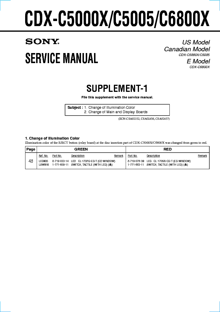 sony_cdx c5000x_c5005_c6800x_supp 1_sm.pdf_1 cdx c5000x manual 100 images sony cdx c680 cdx c780 service sony cdx 4000x wiring diagram at virtualis.co