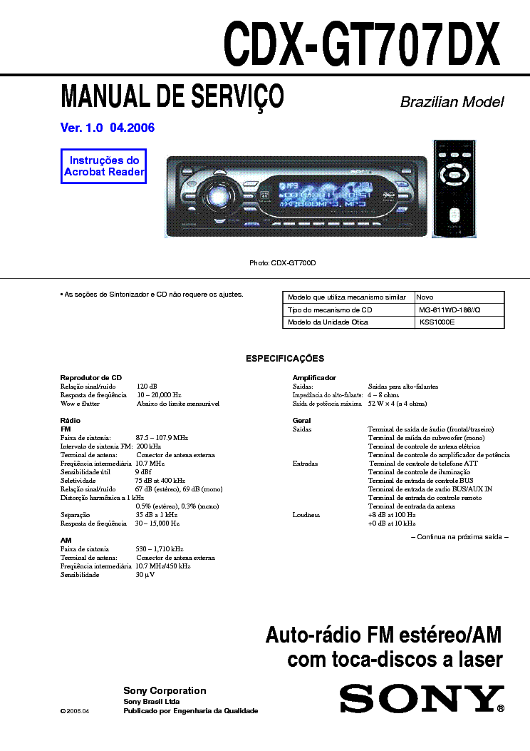 sony_cdx gt707dx.pdf_1 sony cdx l550x wiring diagram sony xplod cdx l550x free download sony cdx s2000 wiring diagram at gsmportal.co