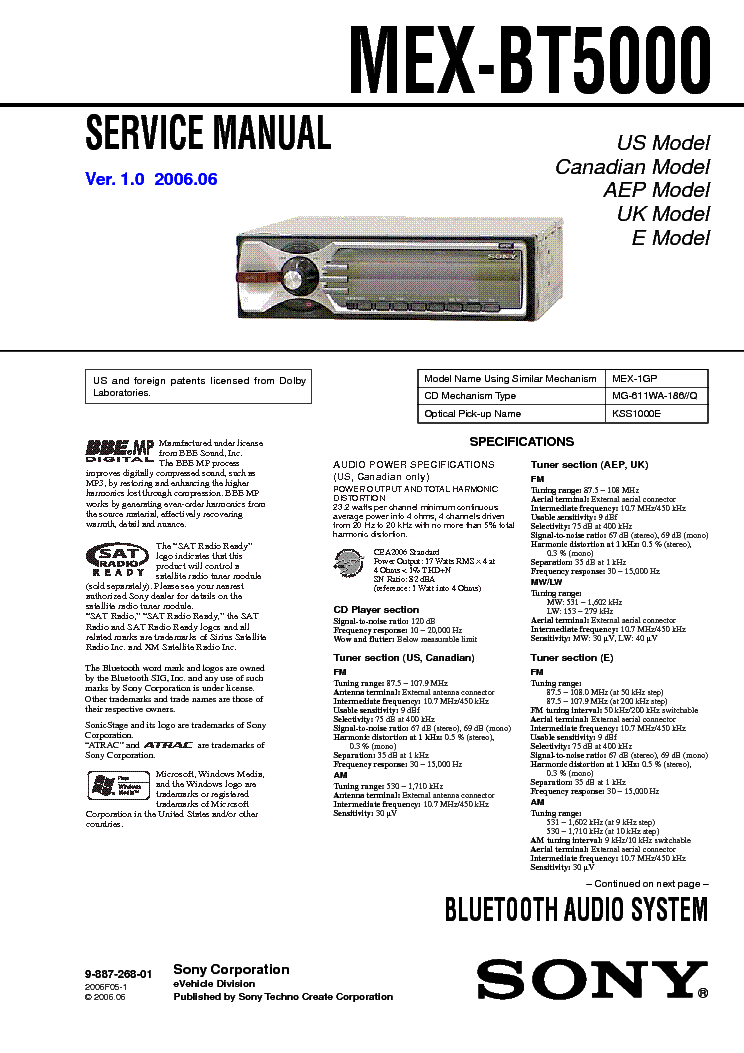 sony mex bt2600 wiring diagram   30 wiring diagram images