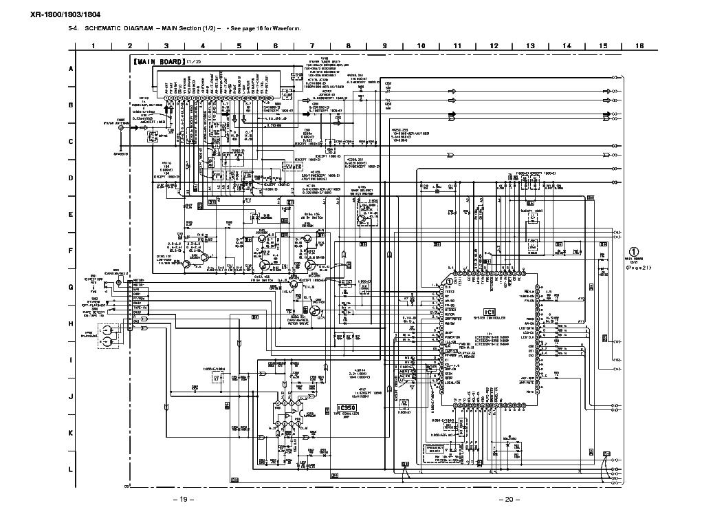 Cd 1804 схема подключения