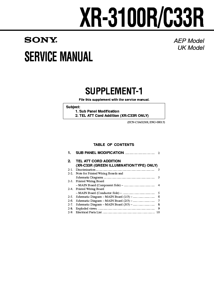 wiring sony diagram cdx c5050x wiring printable wiring sony cdx c5050x c5055 sm service manual schematics source