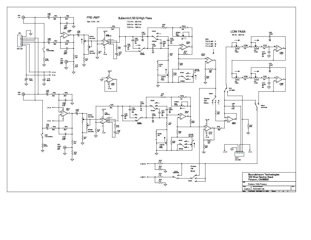 soundstream d200 sch service manual download schematics eeprom rh elektrotanya com