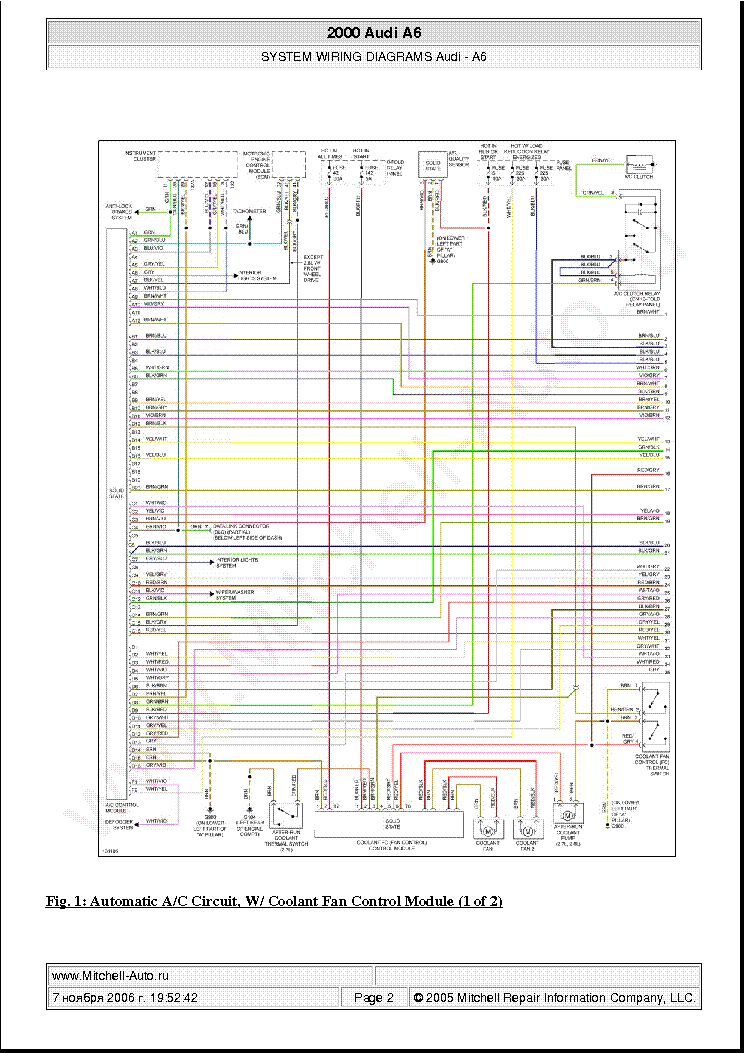 Audi A6 Wiring Diagrams Free - Wiring Diagram All winner-approve -  winner-approve.huevoprint.it | Audi A6 Wiring Diagrams Free |  | Huevoprint