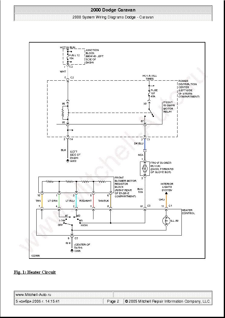 2000 Dodge Caravan Wiring Diagram from elektrotanya.com