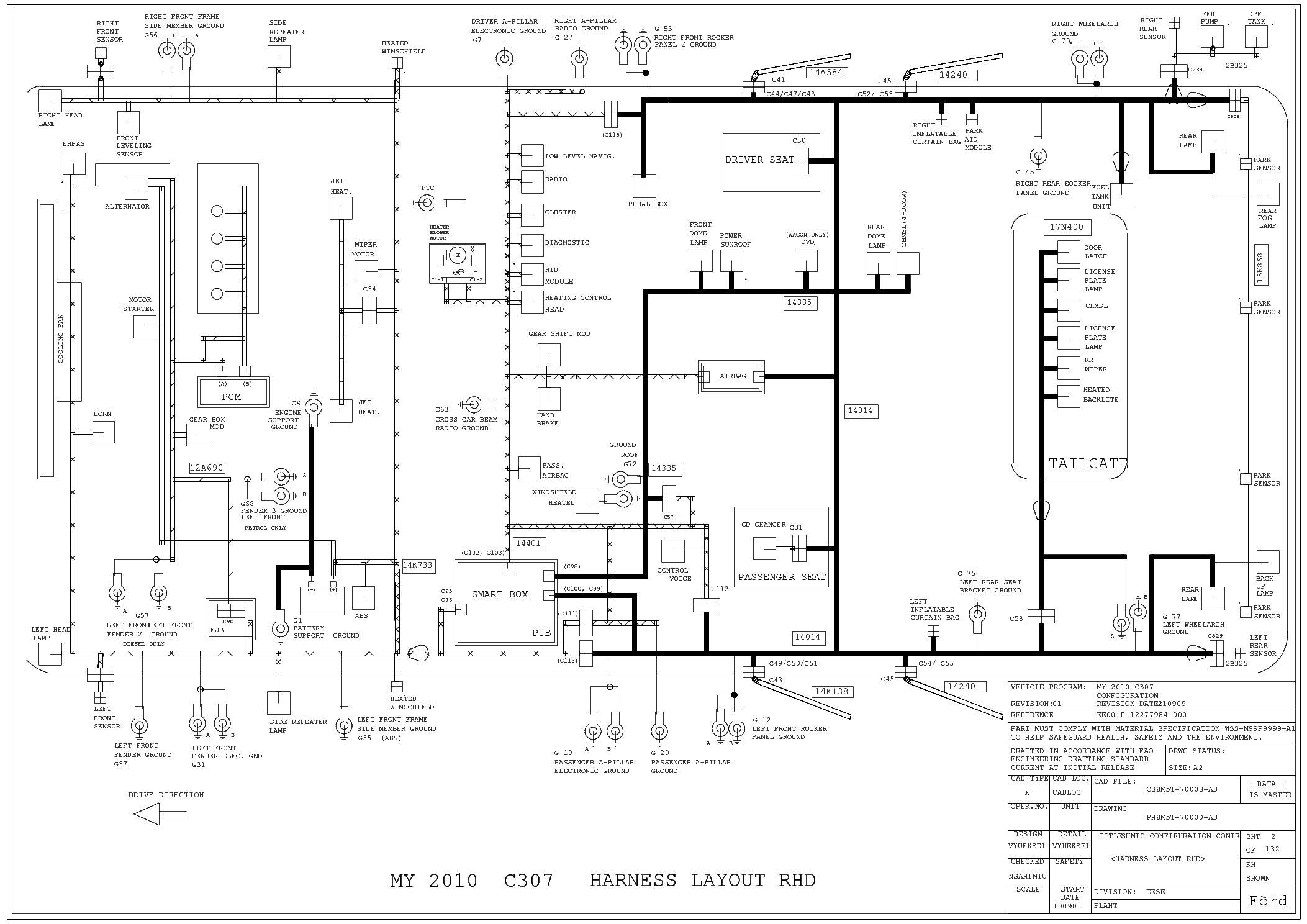 Ford Focu Wiring Diagram Pdf