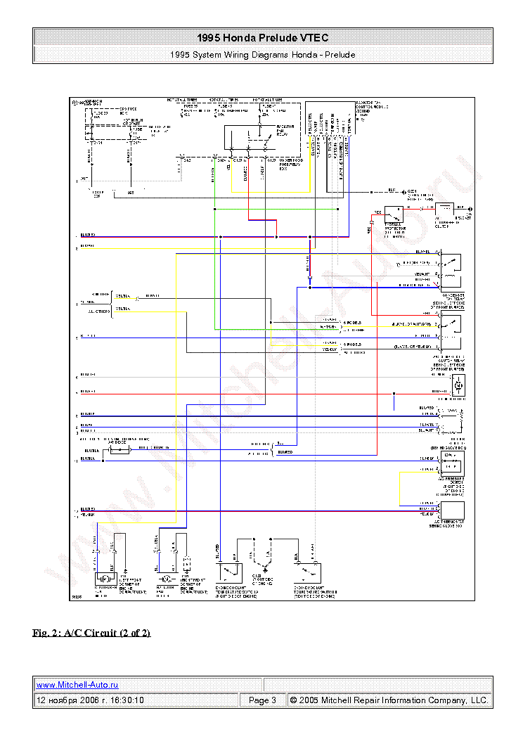 1995 Honda Civic Wiring Diagram from elektrotanya.com