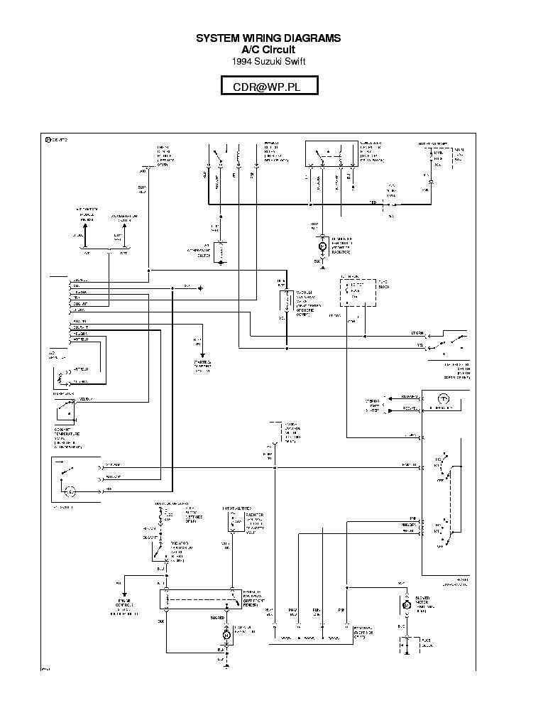 ecu wiring diagram 1992 suzuki swift wire data schema u2022 rh wxapp pw 1982 Suzuki Swift 1992 Suzuki Samurai